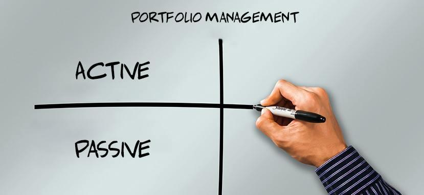 Qué es la gestión pasiva